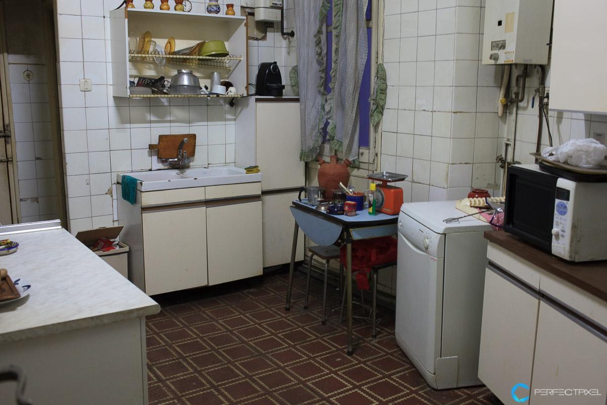 Flash al horno y cocinas viejunas perfect pixel - Modernizar cocina sin obras ...