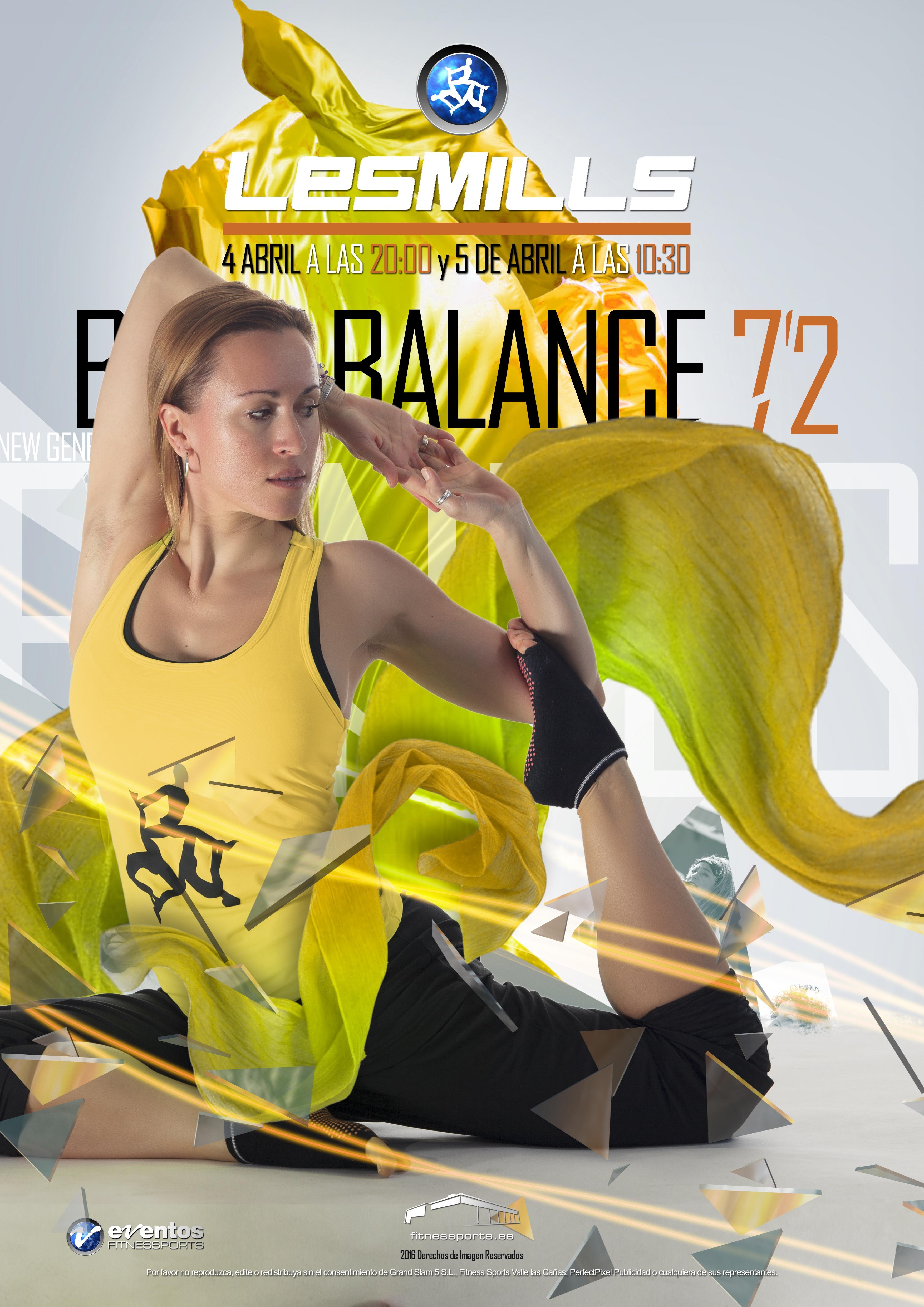 Body Balance 72 Les Mills