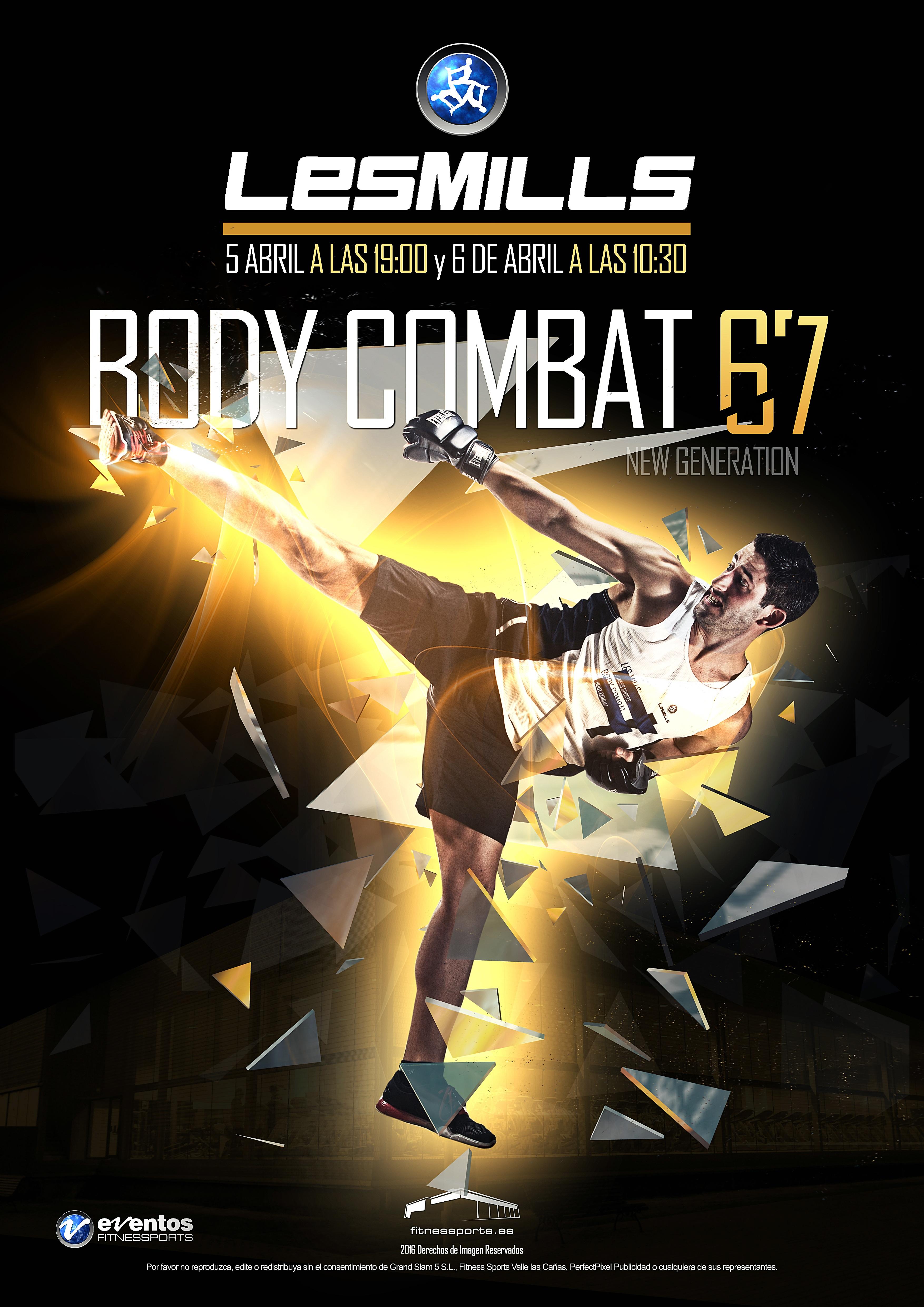 Body Combat 67