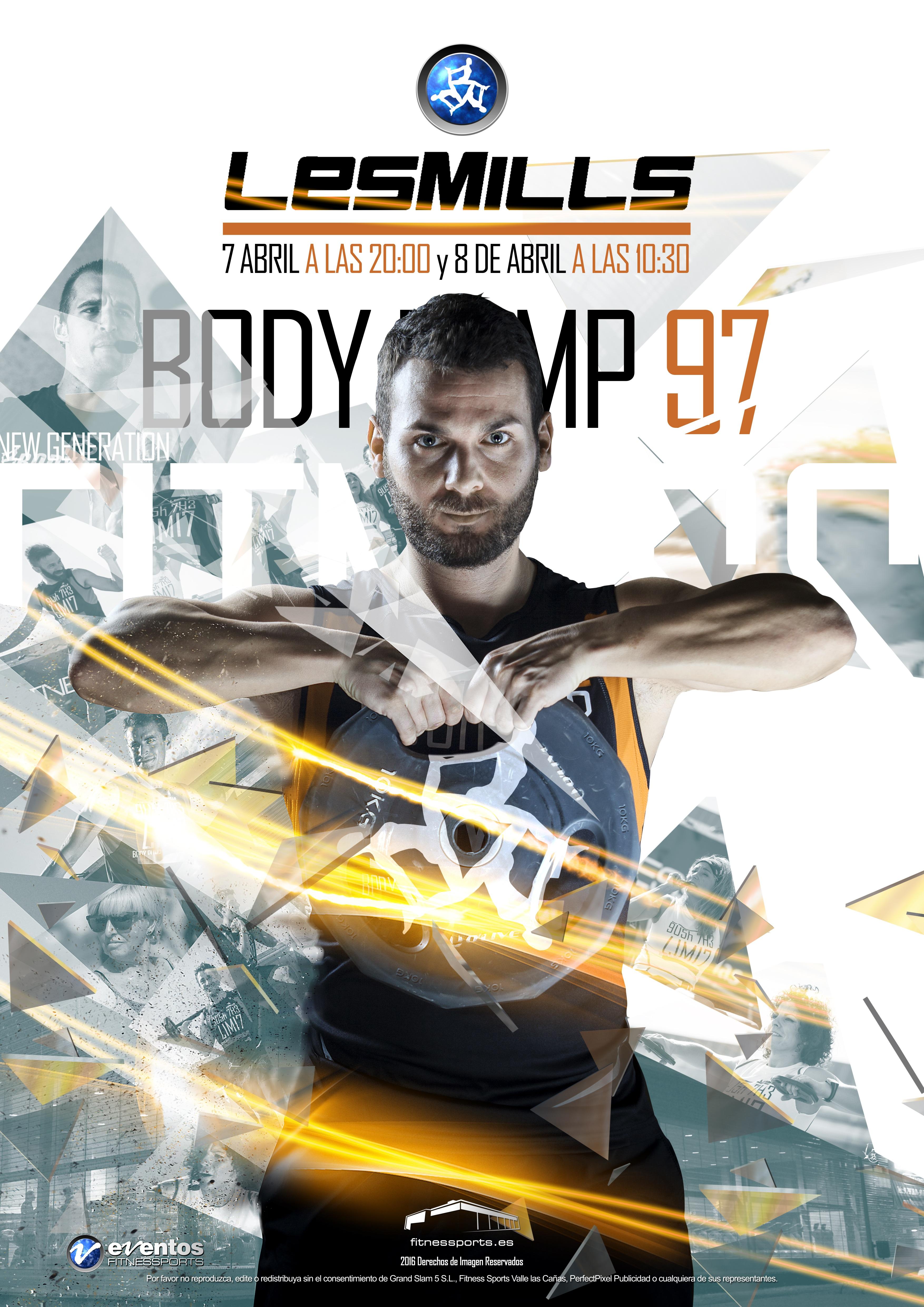Body Pump 97 Les Mills